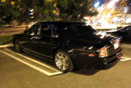 Rolls Royce For Gangstas Hollywood Elsewhere