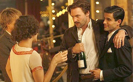 the portrayal of male characters in works of hemingway and fitzgerald F scott fitzgerald, in full francis scott key fitzgerald, (born  some of  fitzgerald's finest short stories appeared in all the sad young men.