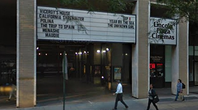 The Rep Added That Its Unclear If Cinema Will Reopen With Talbots In Charge
