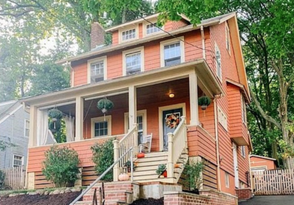 "Jimi Hendrix's ""Salmon House"""